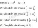 Bài 15 trang 51 SGK Đại số 10