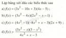 Bài 2 trang 105 SGK Đại số 10