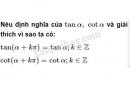 Câu 2 trang 155 SGK Đại số 10