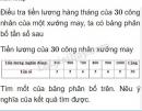 Bài 3 trang 123 SGK Đại số 10