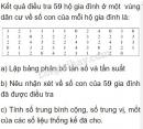 Bài 3 trang 129 SGK Đại số 10