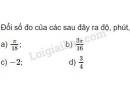 Bài 3 trang 140 SGK Đại số 10