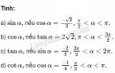 Bài 3 trang 155 SGK Đại số 10