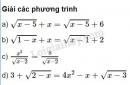 Bài 3 trang 70 SGK Đại số 10