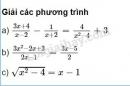 Bài 4 trang 70 SGK Đại số 10