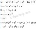Bài 4 trang 79 sgk đại số 10