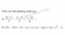 Bài 4 trang 88 sgk đại số 10