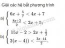 Bài 5 trang 88 sgk đại số 10