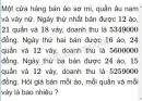 Bài 6 trang 68 sgk đại số 10