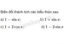 Bài 7 trang 155 SGK Đại số 10