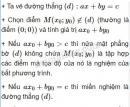 Bài 8 trang 107 SGK Đại số 10
