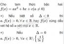 Bài 9 trang 107 SGK Đại số 10