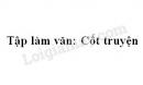 Tập làm văn: Cốt truyện trang 42 SGK Tiếng Việt 4 tập 1