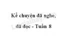 Kể chuyện đã nghe, đã đọc trang 80 SGK Tiếng Việt 4 tập 1