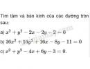 Bài 1 trang 83 SGK Hình học 10