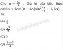 Bài 11 trang 157 SGK Đại số 10