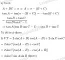 Bài 11 trang 161 SGK Đại số 10