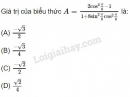 Bài 12 trang 157 SGK Đại số 10