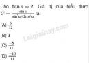 Câu 14 trang 157 SGK Đại số 10