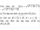 Bài 1 trang 159 (Bài tập) SGK Đại số 10