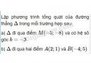 Bài 2 trang 80 SGK Hình học 10