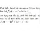 Bài 4 trang 159 SGK Đại số 10