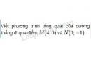 Bài 4 trang 80 SGK Hình học 10