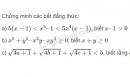 Bài 4 trang 160 SGK Đại số 10