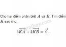 Bài 6 trang 17 SGK Hình học 10