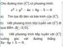 Bài 6 trang 84 SGK Hình học 10