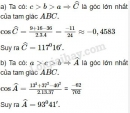 Bài 7 trang 59 SGK Hình học 10