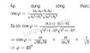 Bài 7 trang 81 SGK Hình học 10
