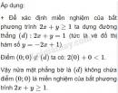 Bài 8 trang 159 SGK Đại số 10
