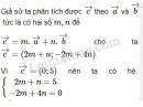 Bài 8 trang 27 SGK Hình học 10