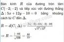 Bài 9 trang 81 sgk hình học 10