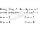 Câu 17 trang 96 SGK Hình học 10
