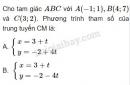 Câu 2 trang 94 SGK Hình học 10