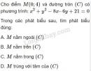 Câu 20 trang 96 SGK Hình học 10