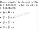 Câu 22 trang 97 SGK Hình học 10