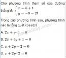 Câu 3 trang 94 SGK Hình học 10