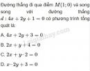 Câu 4 trang 94 SGK Hình học 10
