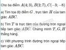 Câu 5 trang 93 SGK Hình học 10