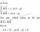 Bài 6 trang 99 SGK Hình học 10