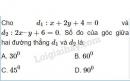 Bài 8 trang 95 SGK Hình học 10