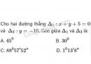 Bài 9 trang 95 SGK Hình học 10