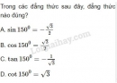 Câu 1 trang 63 SGK Hình học 10