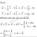 Câu 12 trang 28 SGK Hình học 10