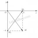 Bài 16 trang 31 SGK Hình học 10