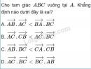 Bài 20 trang 65 SGK Hình học 10