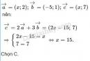 Bài 25 trang 32 SGK Hình học 10
